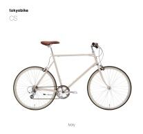 Tokyobike CS Ivory