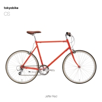 Tokyobike CS Jeffer Red