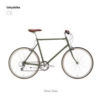 Tokyobike CS Moss Green