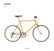 Tokyobike CS Mustard