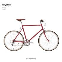 Tokyobike CS Promegranate