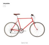 Tokyobike CS Salmon Red