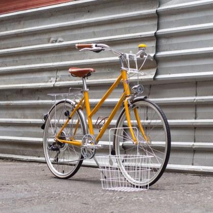WALD Quick Release Front Basket/Holder 3133